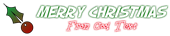 Font SF Slapstick Comic Christmas Symbol Logo Preview