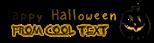 Font さなフォン丸 Sana Fon Round Halloween Symbol Logo Preview