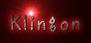 Font さなフォン丸 Sana Fon Round Klingon Logo Preview