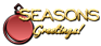 Font Scatterbrained Restrained Seasons Greetings Logo Preview