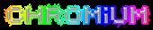 Font Sevenet 7 Chromium Logo Preview