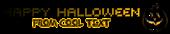 Font Sevenet 7 Halloween Symbol Logo Preview
