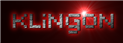Font Sevenet 7 Klingon Logo Preview