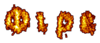 Font Sgreek Fixed Fire Logo Preview