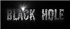 Font Shlop Black Hole Logo Preview
