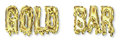 Font Shlop Gold Bar Logo Preview