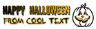 Font Shlop Halloween Symbol Logo Preview