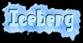 Font Sideways Iceberg Logo Preview