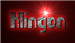 Font Sideways Klingon Logo Preview