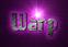 Font Sideways Warp Logo Preview