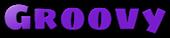Groovy Logo Style