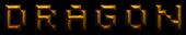 Font Silkscreen Dragon Logo Preview