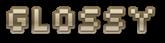 Font Silkscreen Glossy Logo Preview