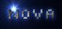 Font Silkscreen Nova Logo Preview