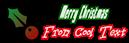 Font Slender Christmas Symbol Logo Preview