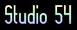 Font Slimania Studio 54 Logo Preview