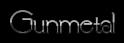 Font SouciSans Gunmetal Logo Preview