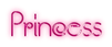 Font SouciSans Princess Logo Preview