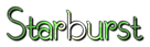 Font SouciSans Starburst Logo Preview