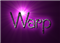 Font SouciSans Warp Logo Preview