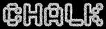 Font Spaceboy Chalk Logo Preview