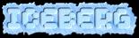 Font Spaceboy Iceberg Logo Preview