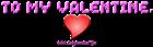 Font Spaceboy Valentine Symbol Logo Preview