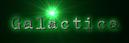 Font Splendid 66 Galactica Logo Preview