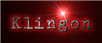 Font Splendid 66 Klingon Logo Preview