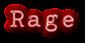 Font Splendid 66 Rage Logo Preview