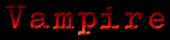 Font Splendid 66 Vampire Logo Preview