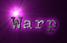 Font Splendid 66 Warp Logo Preview