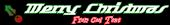 Font Starbat Christmas Symbol Logo Preview
