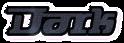 Font Starbat Dark Logo Preview