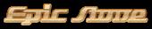 Font Starbat Epic Stone Logo Preview