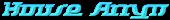 Font Starbat House Arryn Logo Preview