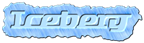 Font Starbat Iceberg Logo Preview