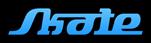 Font Starbat Skate Logo Preview