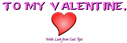 Font Starcraft Valentine Symbol Logo Preview