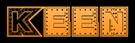 Font SteelTown Keen Logo Preview