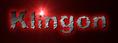 Font Surf Punx Klingon Logo Preview