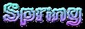 Font Surf Punx Spring Logo Preview