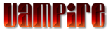 Font Swinger Vampire Logo Preview