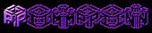 Font THR D LET Pimpin Logo Preview