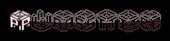 Font THR D LET Plastic Logo Preview