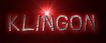 Font TPF Rubber Ducky Klingon Logo Preview