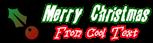 Font Tablhoide Christmas Symbol Logo Preview