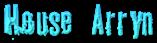 Font Tablhoide House Arryn Logo Preview
