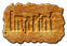 Font Tablhoide Imprint Logo Preview