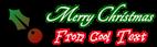 Font Tangerine Christmas Symbol Logo Preview